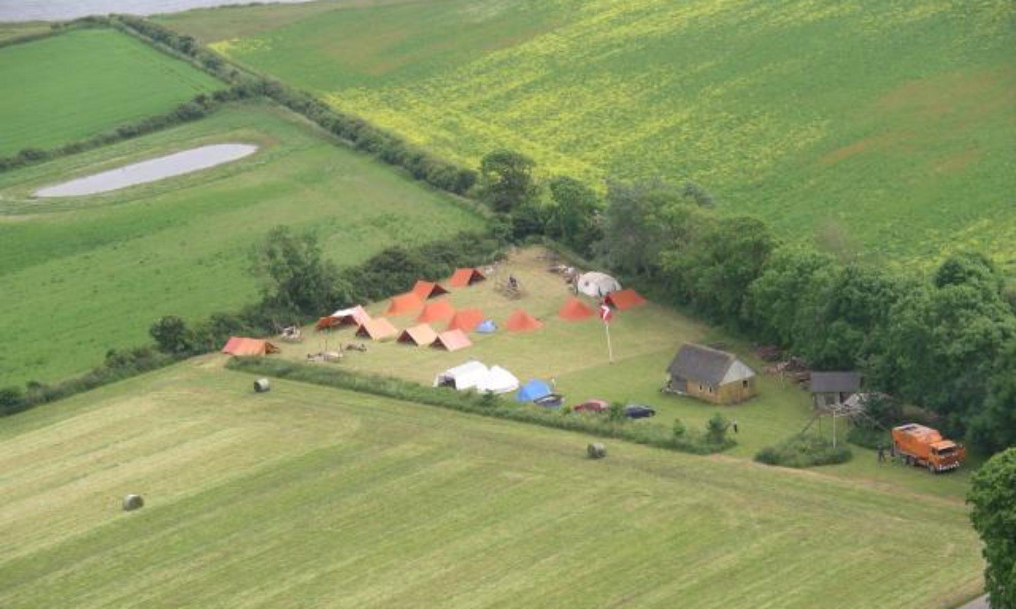 Endelave Lejren